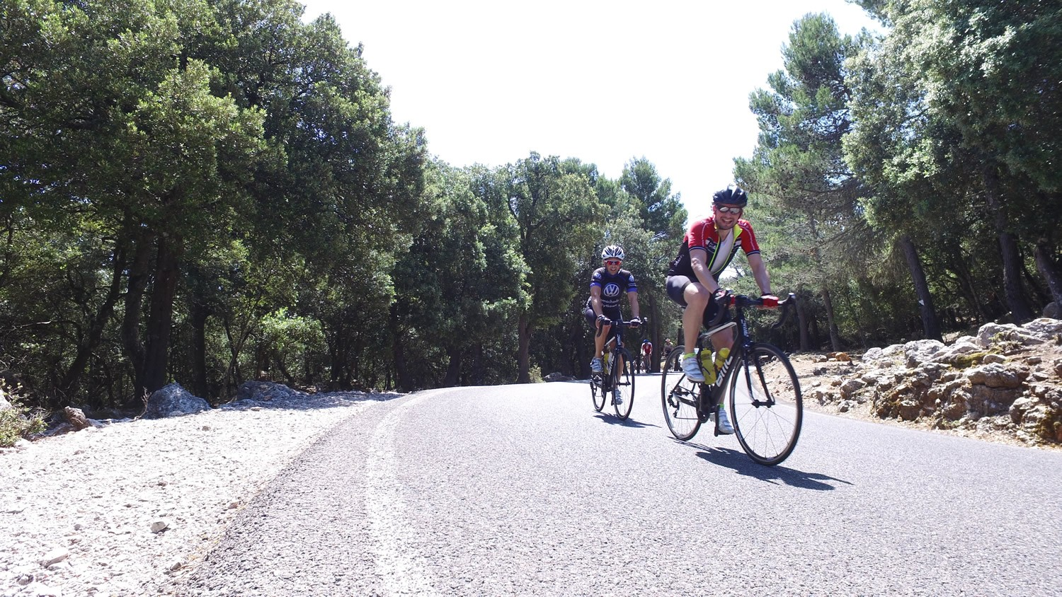 The Mallorca Epic Ride : Cycling Route from Puerto Pollensa to Sa Calobra